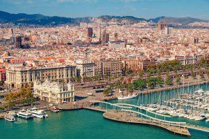 Klassenfahrt Barcelona