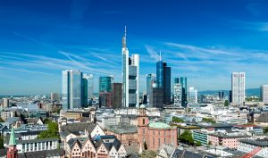 Klassenfahrt Frankfurt