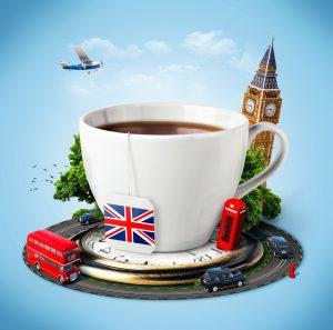 Klassenfahrt Großbritannien