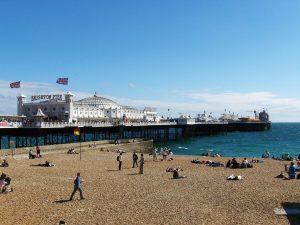 Klassenfahrt Gastfamilien Brighton
