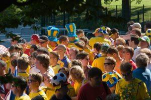 Klassenfahrt Dortmund