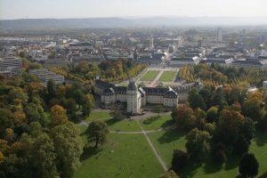 Klassenfahrt Karlsruhe